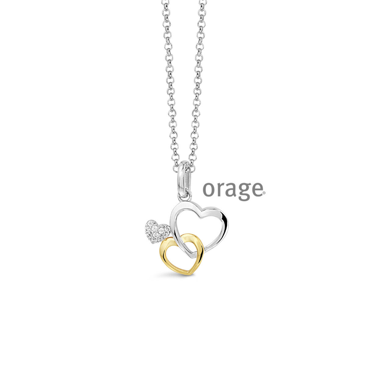 Collier Orage V1401