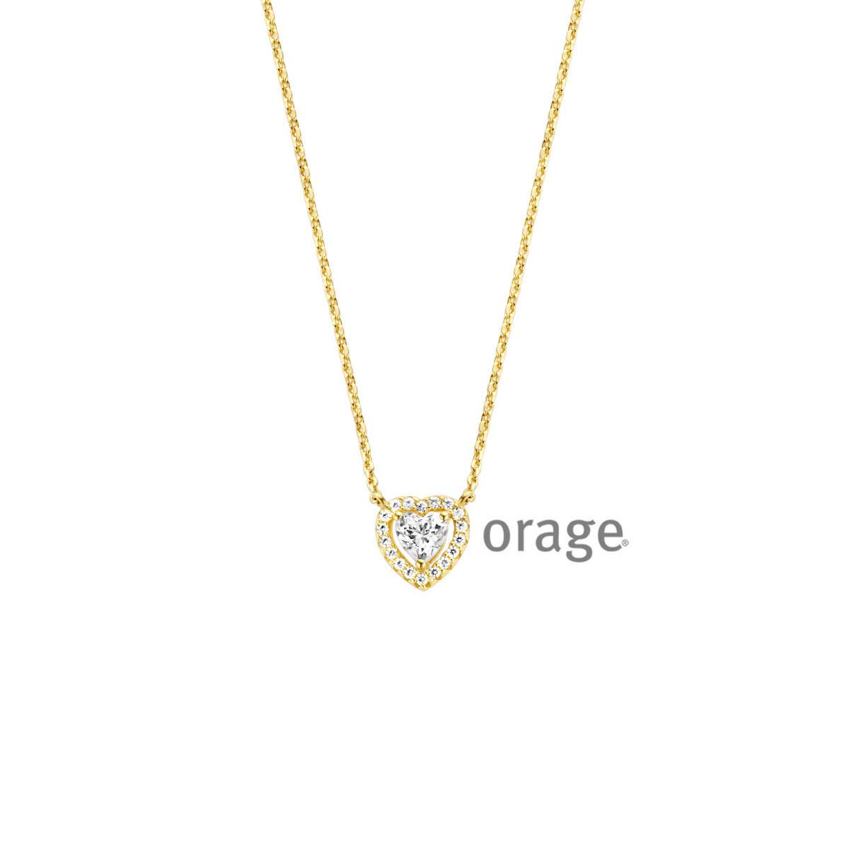 Collier Orage V1446