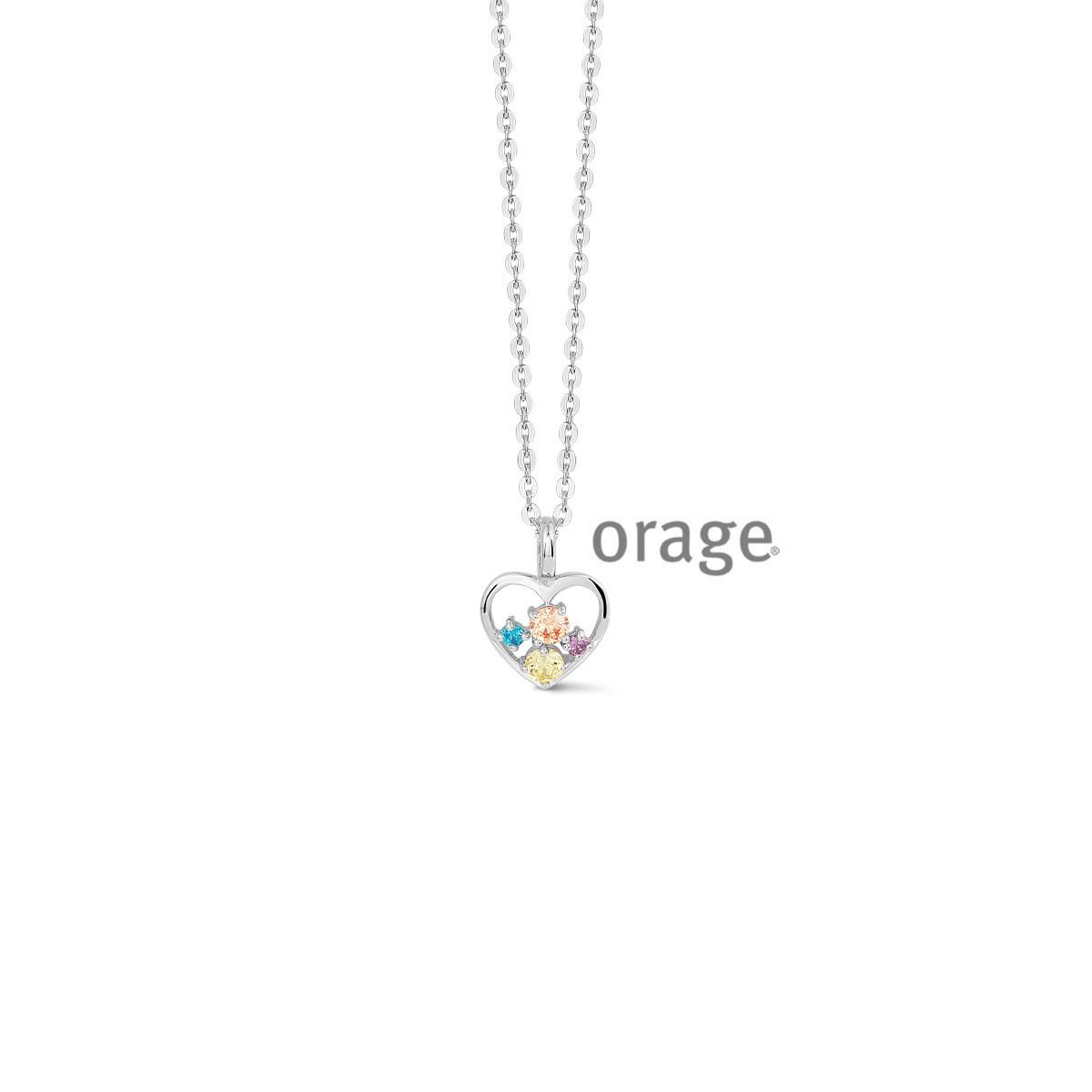 Collier Orage V1407