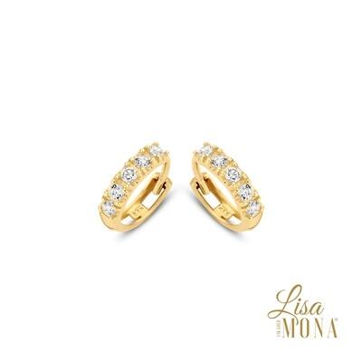 Boucles d'oreilles Lisa Mona LM/G0054
