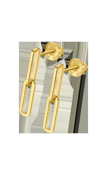 Boucles d'oreilles Lotus Silver LP3200/4/2