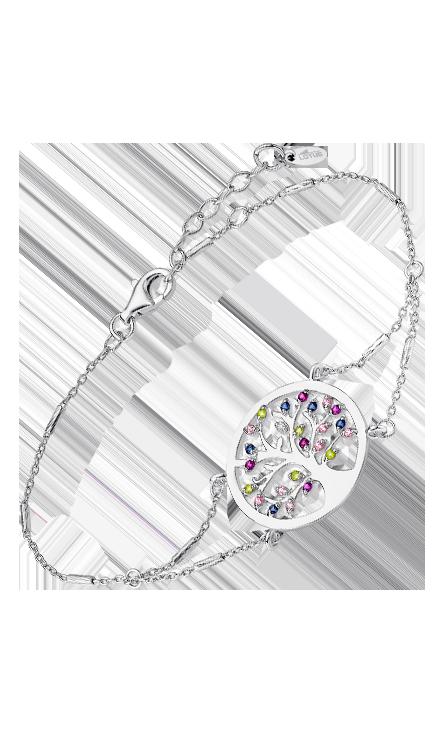 Bracelet Lotus Silver LP1890/2/1