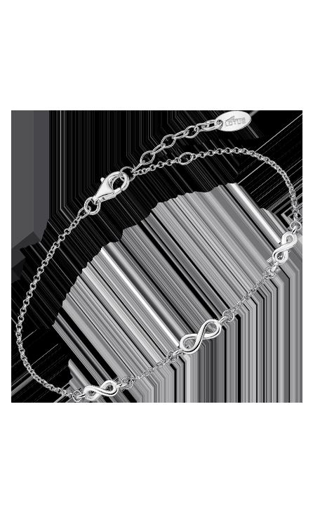 Bracelet Lotus Silver LP1981/2/1