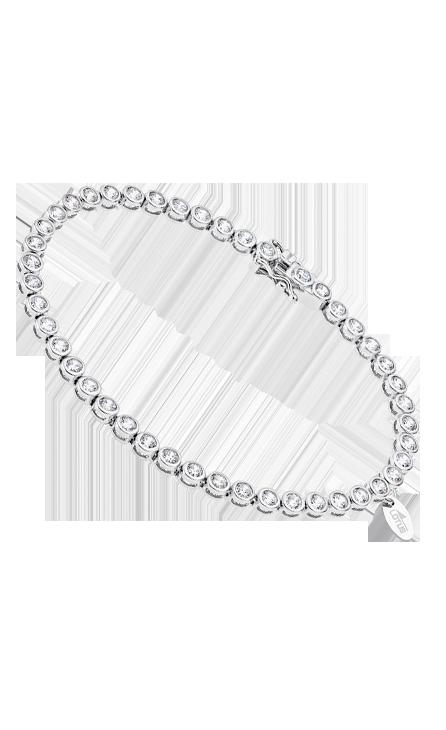 Bracelet Lotus Silver LP1920/2/1