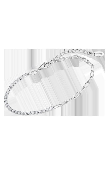 Bracelet Lotus Silver LP3270/2/1