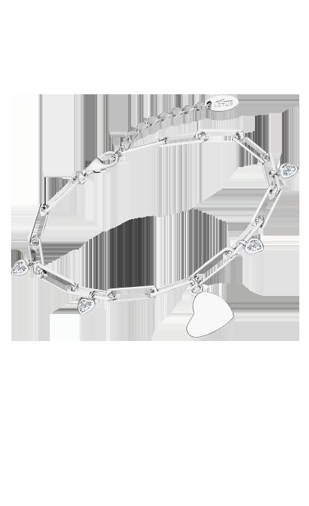 Bracelet Lotus Silver LP3269/2/1