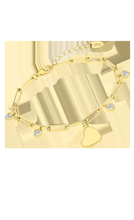 Bracelet Lotus Silver LP3269/2/2