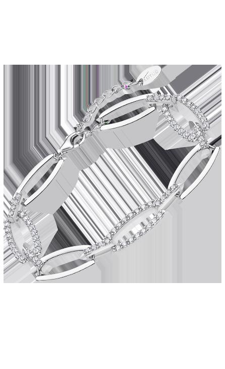 Bracelet Lotus Silver LP3180/2/1