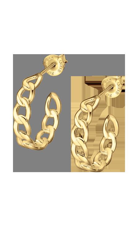 Boucles d'oreilles Lotus Silver LP3267/4/2