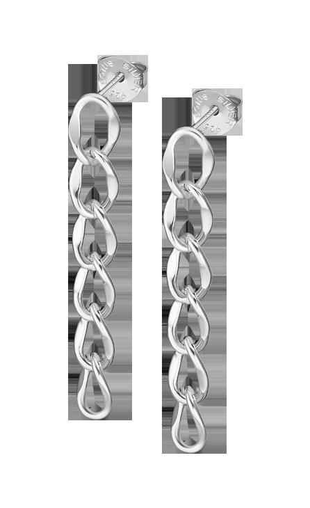 Boucles d'oreilles Lotus Silver LP3268/4/1
