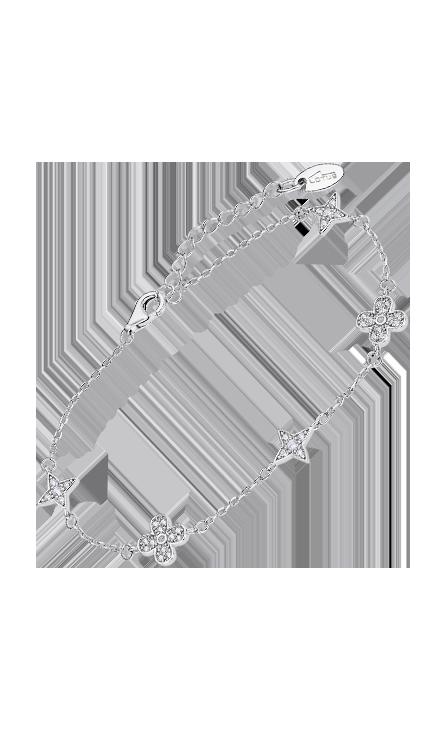 Bracelet Lotus Silver LP3175/2/1