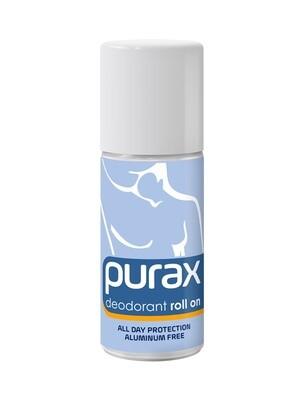 PURAX Deodorant Roll On - Aluminum Free 50ml