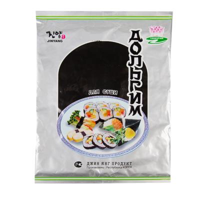 Листы для роллов и суши