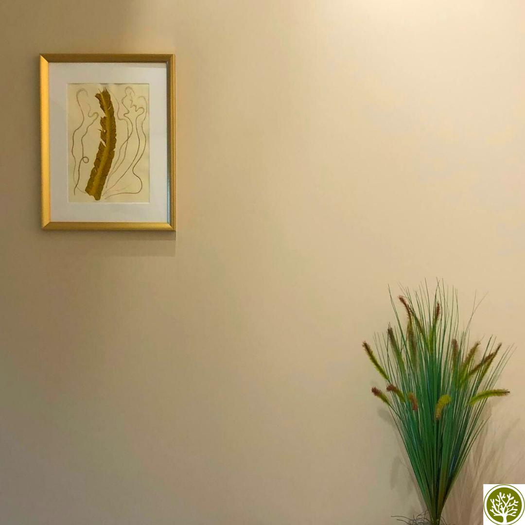 Интерьерная экокартина Морская капуста и волосы русалки, 33х43 см.