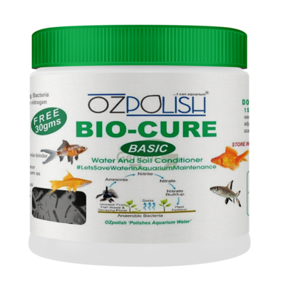 OZPOLISH BIO-CURE BASIC 130 gm -10 Units *