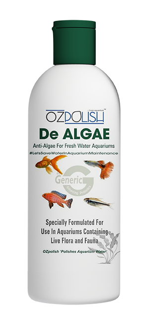OZPOLISH DE ALGAE - 100 ml - 10 Units *