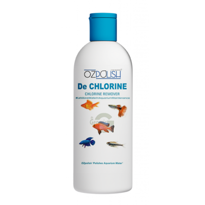 OZPOLISH DE CHLORINE - 100 ml