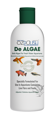 OZPOLISH DE ALGAE - 100 ml