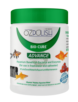 OZPOLISH BIO-CURE ADVANCE -100 gm