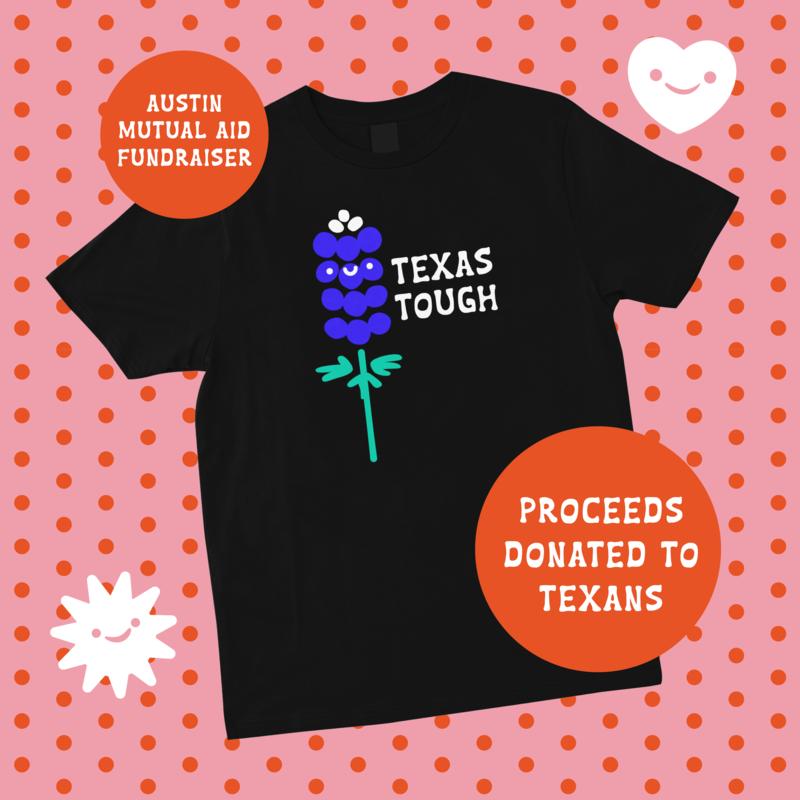GoGo Tani Texas Tough Benefit Shirt