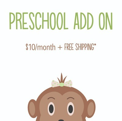 PRESCHOOL ADD ON