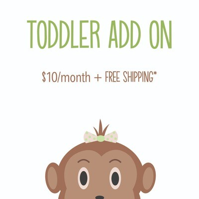 TODDLER ADD ON