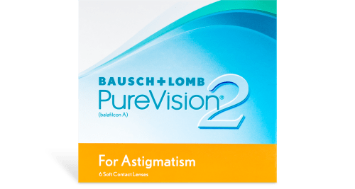 PureVision 2 For Astigmatism | 6pk