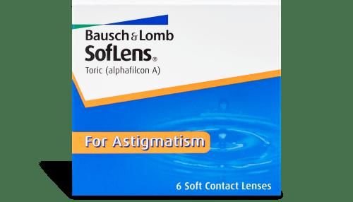 SofLens Toric (Astigmatism) | 6pk