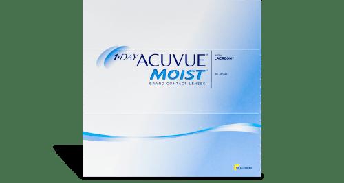 1-DAY ACUVUE® MOIST® | 90pk