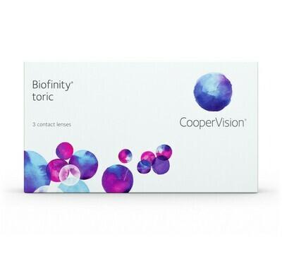 Biofinity Toric (Astigmatism) | 3pk