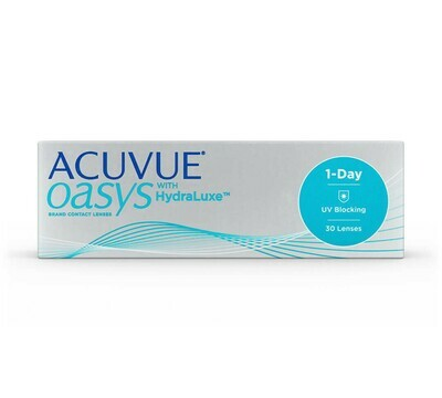 ACUVUE® OASYS® 1-Day | 30pk
