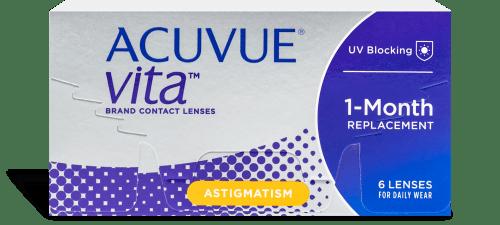ACUVUE® VITA™ for Astigmatism | 6pk