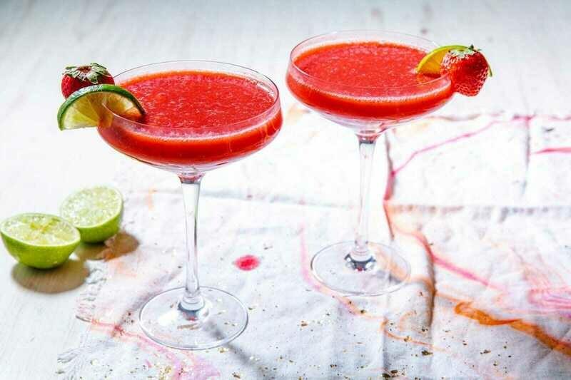 Strawberry Daiquiri