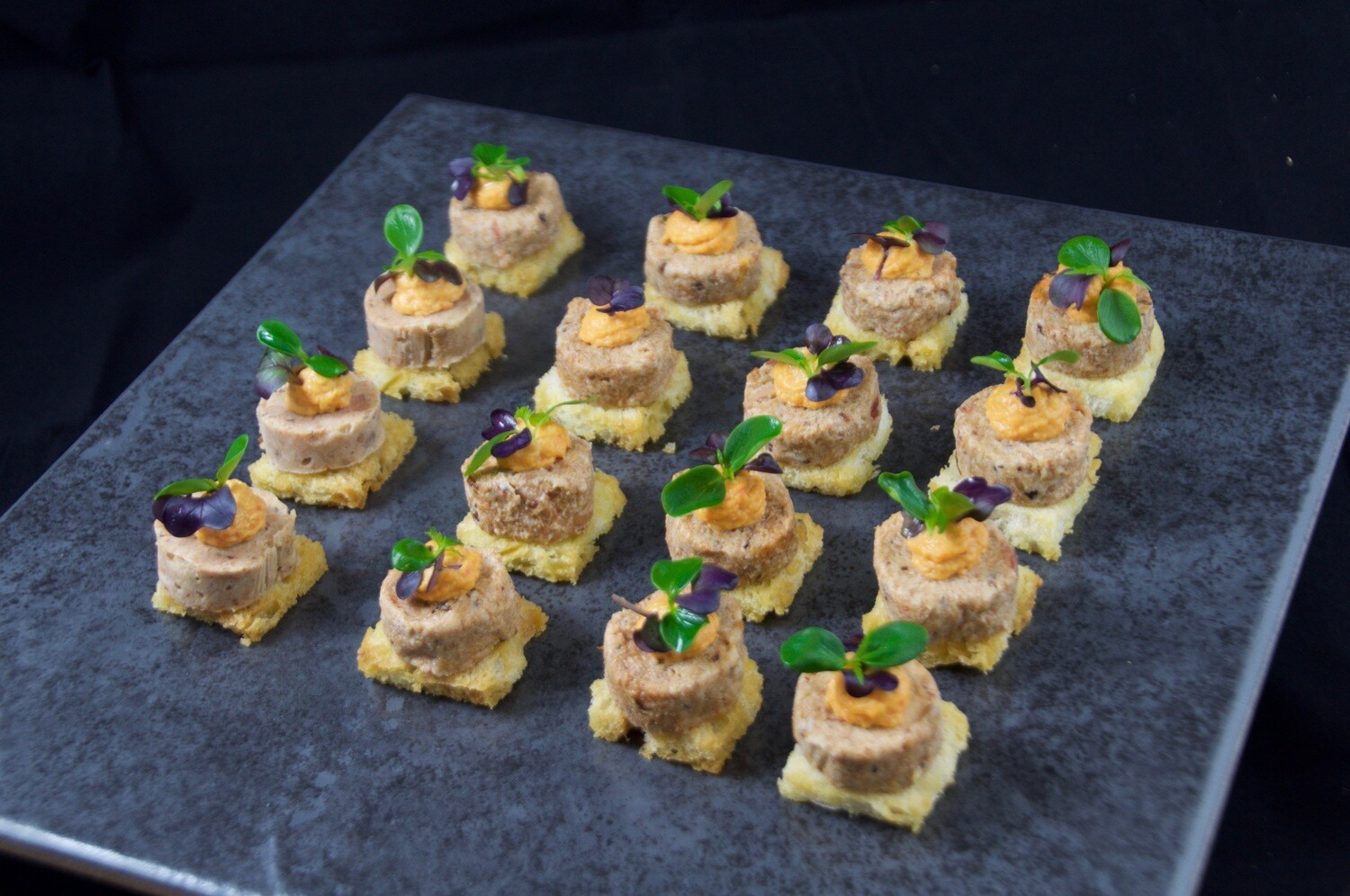 Canapé Selection Packs