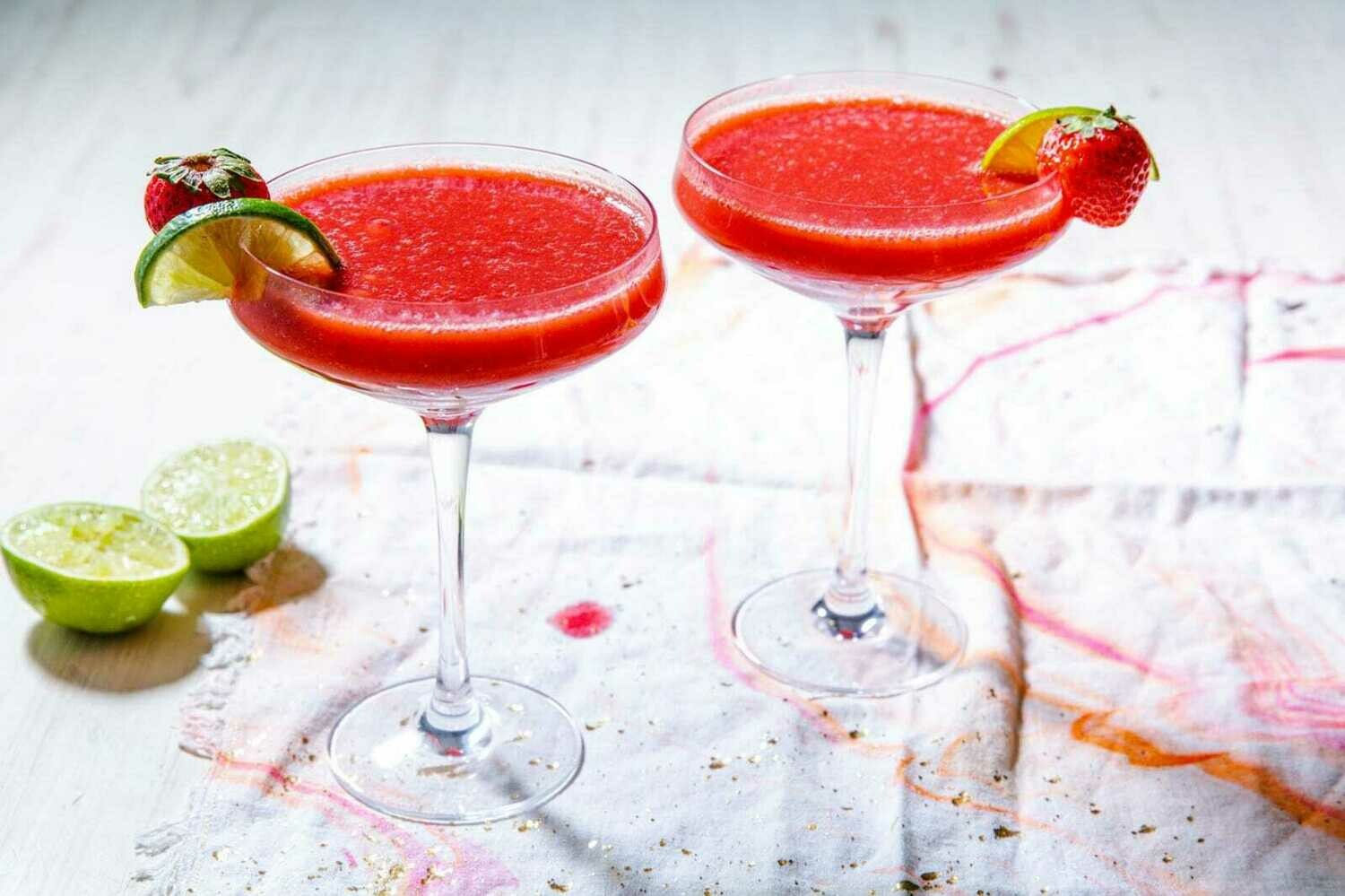 Virgin Daiquiri Strawberry
