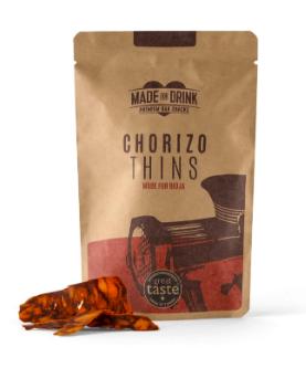 Chorizo Thins
