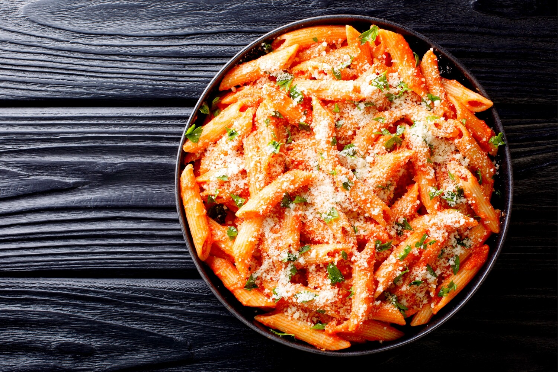 Penne Chicken Pancetta
