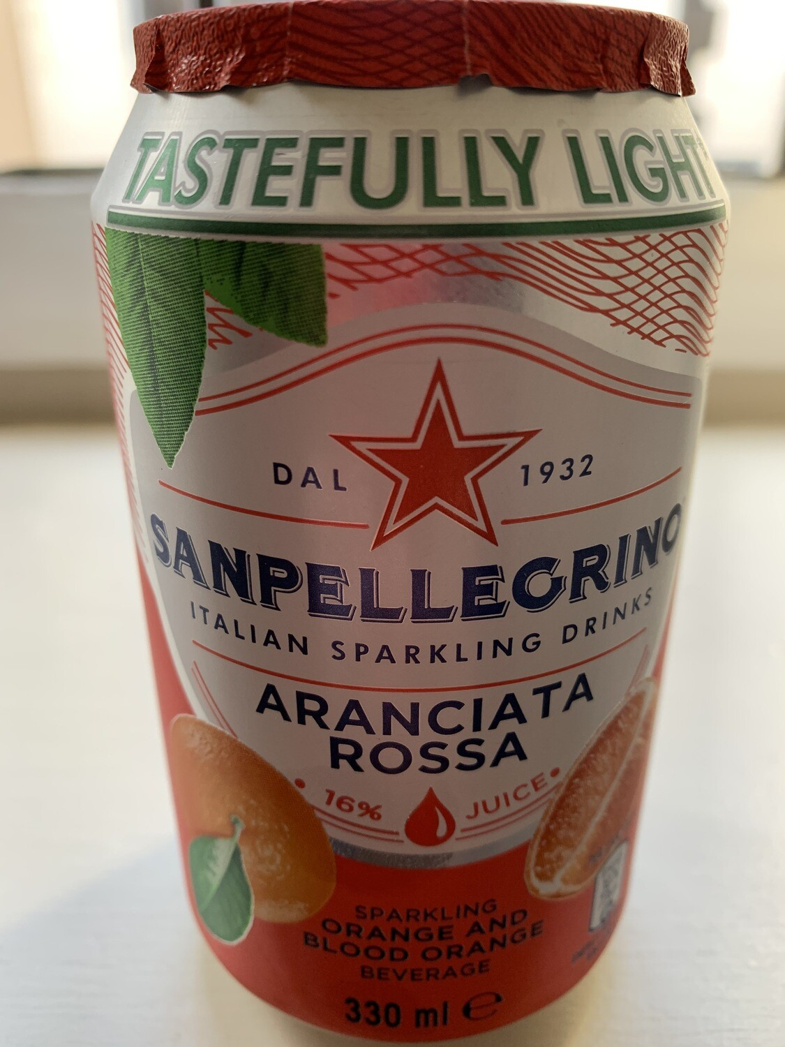 Sanpellegrino Blood Orange