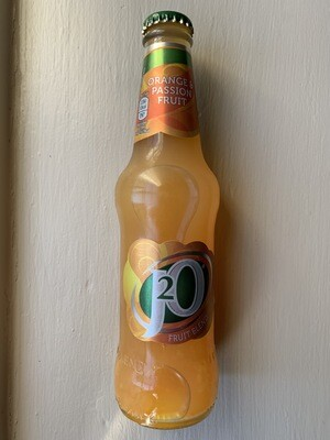 Orange & Passionfruit J2O