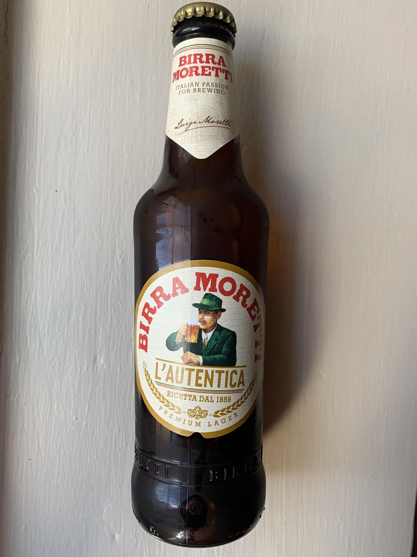 Birra Moretti 330ml Bottle