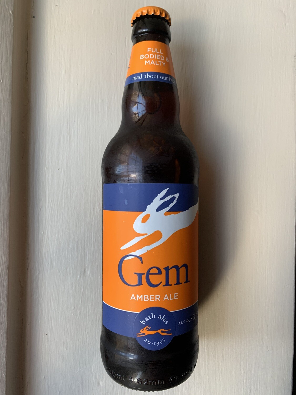 Bath Ale Gem 500ml Bottle