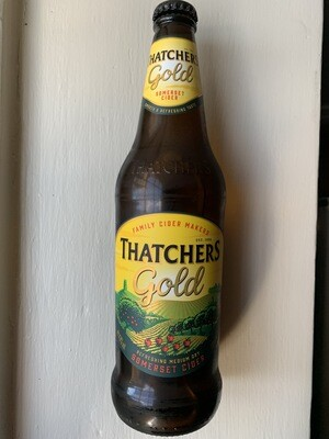 Thatchers Gold 500ml Bottle