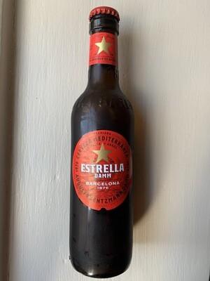 Estrella Damm 330ml Bottle