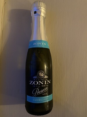200ml Bottle Prosecco