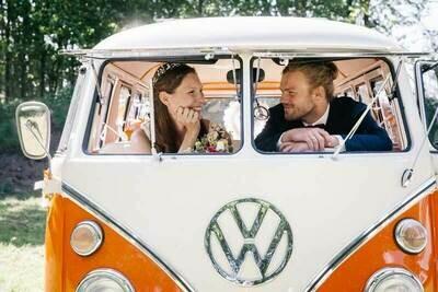 Private Touren – Ein ganzer Tag (8 Stunden) mit dem wunderschönen VW T1 Bulli