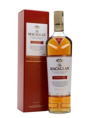 The Macallan Classic Cut - 2018 Release