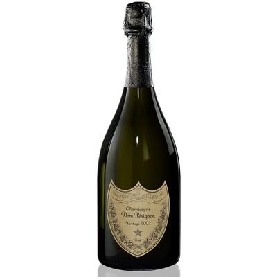 Dom Pérignon Brut Champagne 2002