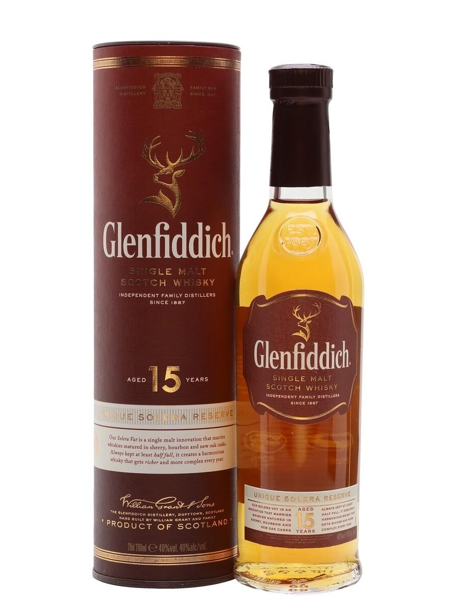 Glenfiddich 15 Year