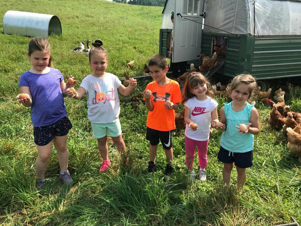 STEM on the Farm (July 19-July 23)