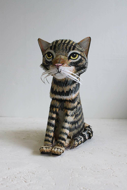 Pet Portrait Sculpture